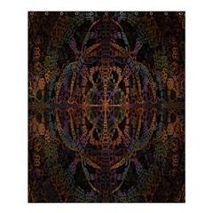 Digital Art Shower Curtain 60  X 72  (medium)  by Simbadda