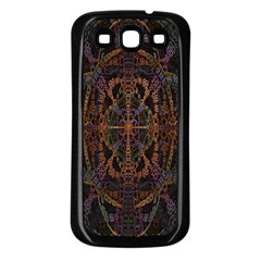 Digital Art Samsung Galaxy S3 Back Case (black) by Simbadda