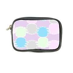 Pineapple Puffle Blue Pink Green Purple Coin Purse