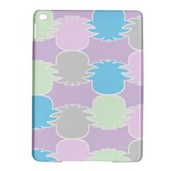 Pineapple Puffle Blue Pink Green Purple Ipad Air 2 Hardshell Cases by Alisyart