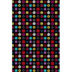 N Pattern Holiday Gift Star Snow 5 5  X 8 5  Notebooks by Alisyart