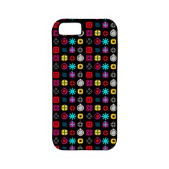 N Pattern Holiday Gift Star Snow Apple Iphone 5 Classic Hardshell Case (pc+silicone) by Alisyart