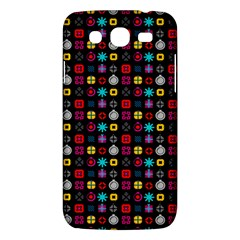N Pattern Holiday Gift Star Snow Samsung Galaxy Mega 5 8 I9152 Hardshell Case  by Alisyart