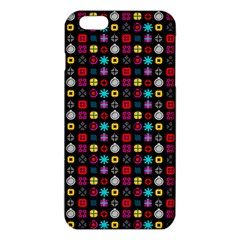 N Pattern Holiday Gift Star Snow Iphone 6 Plus/6s Plus Tpu Case by Alisyart