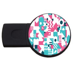 Poster Usb Flash Drive Round (2 Gb) by Alisyart