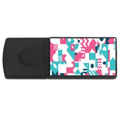 Poster USB Flash Drive Rectangular (4 GB) by Alisyart