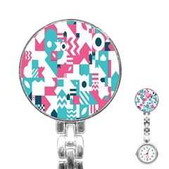 Poster Stainless Steel Nurses Watch by Alisyart