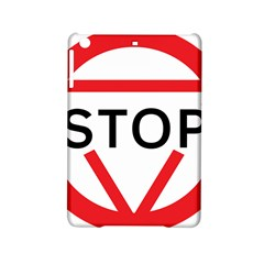 Stop Sign Ipad Mini 2 Hardshell Cases by Alisyart