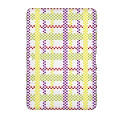 Webbing Plaid Color Samsung Galaxy Tab 2 (10 1 ) P5100 Hardshell Case  by Alisyart