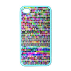 Plasma Gradient Phalanx Apple Iphone 4 Case (color) by Simbadda