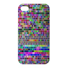 Plasma Gradient Phalanx Apple Iphone 4/4s Hardshell Case by Simbadda