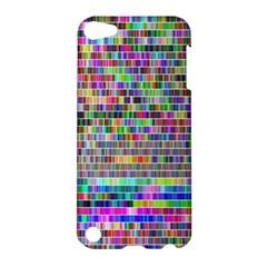 Plasma Gradient Phalanx Apple Ipod Touch 5 Hardshell Case by Simbadda