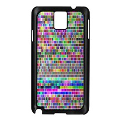 Plasma Gradient Phalanx Samsung Galaxy Note 3 N9005 Case (black) by Simbadda
