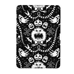 Wrapping Paper Nightmare Monster Sinister Helloween Ghost Samsung Galaxy Tab 2 (10 1 ) P5100 Hardshell Case  by Alisyart