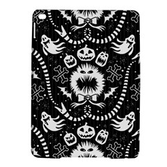 Wrapping Paper Nightmare Monster Sinister Helloween Ghost Ipad Air 2 Hardshell Cases by Alisyart