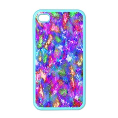 Abstract Trippy Bright Sky Space Apple Iphone 4 Case (color) by Simbadda