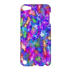 Abstract Trippy Bright Sky Space Apple Ipod Touch 5 Hardshell Case by Simbadda