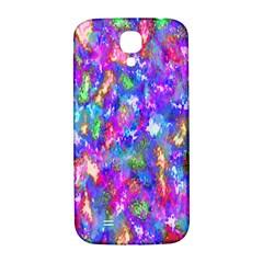 Abstract Trippy Bright Sky Space Samsung Galaxy S4 I9500/i9505  Hardshell Back Case by Simbadda