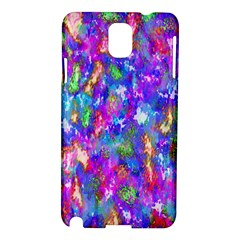 Abstract Trippy Bright Sky Space Samsung Galaxy Note 3 N9005 Hardshell Case by Simbadda