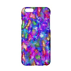 Abstract Trippy Bright Sky Space Apple Iphone 6/6s Hardshell Case by Simbadda