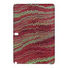 Scaly Pattern Colour Green Pink Samsung Galaxy Tab Pro 10 1 Hardshell Case by Alisyart