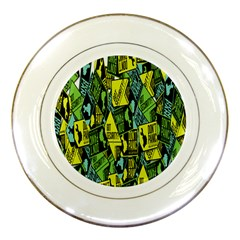 Don t Panic Digital Security Helpline Access Porcelain Plates by Alisyart