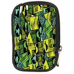 Don t Panic Digital Security Helpline Access Compact Camera Cases by Alisyart