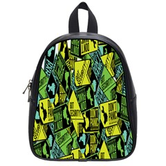 Don t Panic Digital Security Helpline Access School Bags (small)  by Alisyart