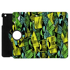 Don t Panic Digital Security Helpline Access Apple Ipad Mini Flip 360 Case by Alisyart