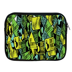 Don t Panic Digital Security Helpline Access Apple Ipad 2/3/4 Zipper Cases by Alisyart