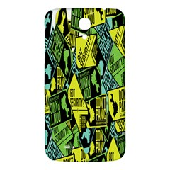 Don t Panic Digital Security Helpline Access Samsung Galaxy Mega I9200 Hardshell Back Case by Alisyart