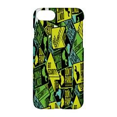 Don t Panic Digital Security Helpline Access Apple Iphone 7 Hardshell Case by Alisyart