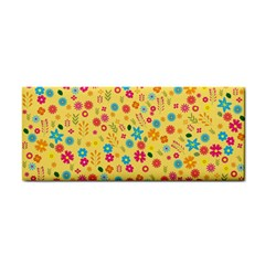 Floral Pattern Cosmetic Storage Cases by Valentinaart