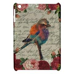 Vintage Bird Apple Ipad Mini Hardshell Case by Valentinaart
