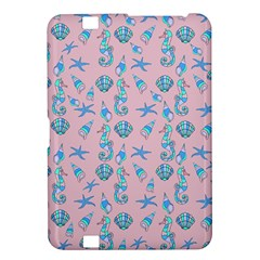 Seahorse Pattern Kindle Fire Hd 8 9  by Valentinaart