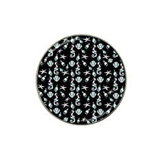Seahorse Pattern Hat Clip Ball Marker (10 Pack) by Valentinaart