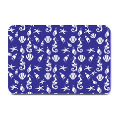 Seahorse Pattern Plate Mats by Valentinaart