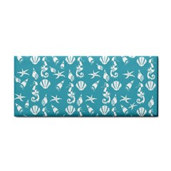 Seahorse Pattern Cosmetic Storage Cases by Valentinaart