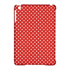 Polka Dots Apple Ipad Mini Hardshell Case (compatible With Smart Cover) by Valentinaart