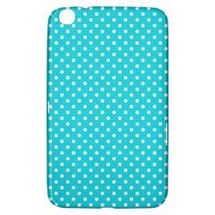Polka Dots Samsung Galaxy Tab 3 (8 ) T3100 Hardshell Case  by Valentinaart
