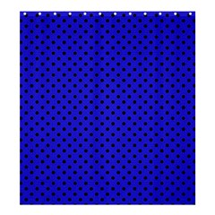 Polka Dots Shower Curtain 66  X 72  (large)  by Valentinaart