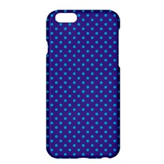 Polka Dots Apple Iphone 6 Plus/6s Plus Hardshell Case by Valentinaart