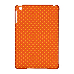 Polka Dots Apple Ipad Mini Hardshell Case (compatible With Smart Cover)