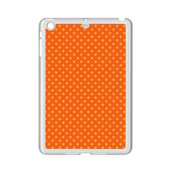 Polka Dots Ipad Mini 2 Enamel Coated Cases by Valentinaart