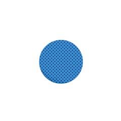 Polka Dots 1  Mini Magnets by Valentinaart