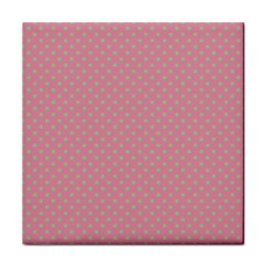 Polka Dots Tile Coasters by Valentinaart