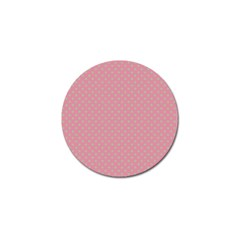 Polka Dots Golf Ball Marker (4 Pack) by Valentinaart
