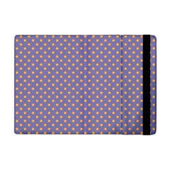 Polka Dots Apple Ipad Mini Flip Case by Valentinaart