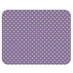 Polka Dots Double Sided Flano Blanket (medium)