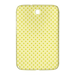 Polka Dots Samsung Galaxy Note 8 0 N5100 Hardshell Case  by Valentinaart